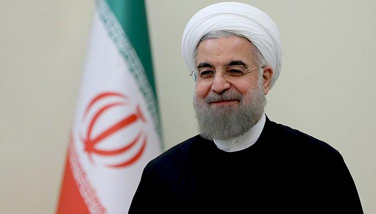 دکتر حسن روحانی دوازدهمین رئیس جمهور ایران اسلامی شد