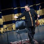 کنسرت کیوان ساکت گروه وزیری وحید تاج