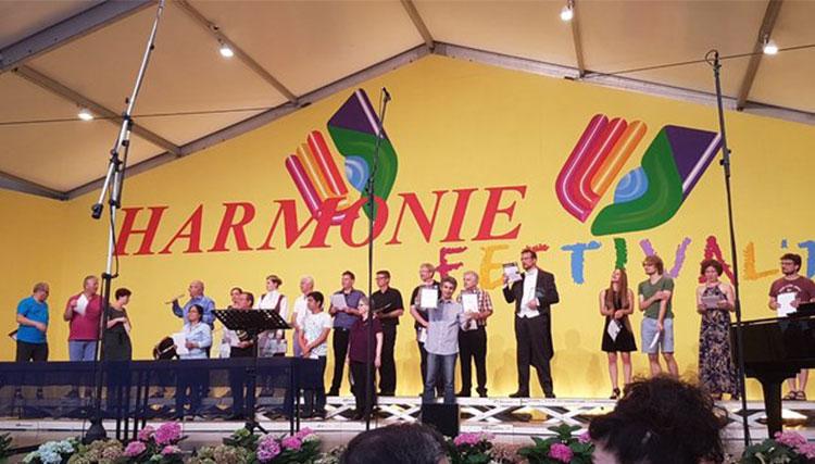«همگام» برنده مدال برنز فستیوال جهانی هارمونی لیمبورگ شد