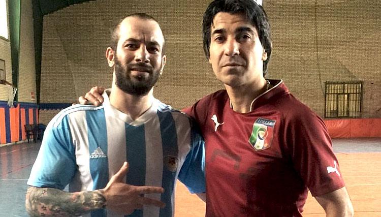 امیر تتلو در لیست نهایی باشگاه آقای گل جهان
