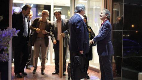 ریکاردو موتی وارد ایران شد