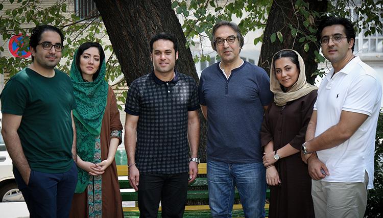 حمید متبسم: مخاطب در کنسرت خسرو و شیرین خود را در داستان سهیم میداند