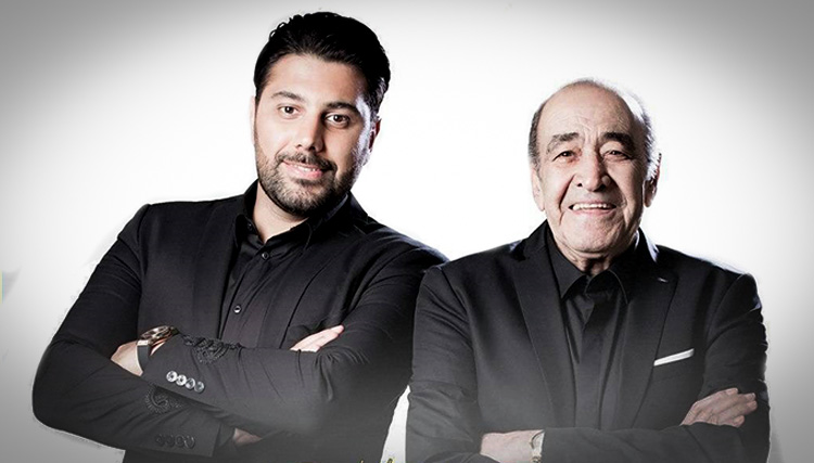 کنسرت مشترک ایرج و احسان خواجه امیری برگزار میشود