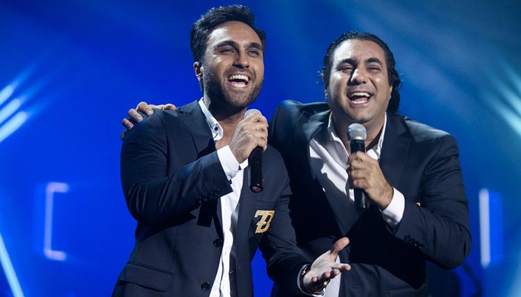 اولین کنسرت تابستانه گروه سون در تهران برگزار شد