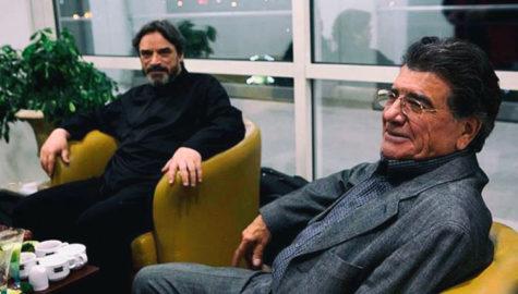 ماجرای فیلم حضور استاد شجریان در کنسرت حسین علیزاده چیست؟
