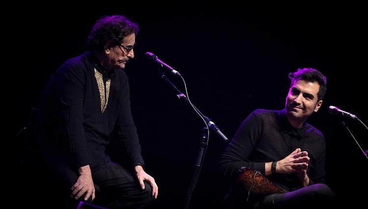 کنسرت آواز پارسی ناظری ها برای آخرین بار در تابستان تمدید شد