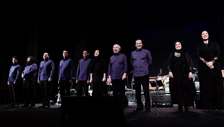 کامکارها با ارکستر ملی روی صحنه میروند