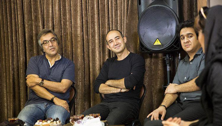 «حمید متبسم» اصول تمرین در گروه نوازی موسیقی ایرانی را آموزش داد