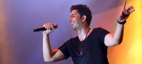 گزارش ویدیویی آخرین کنسرت تابستانی فرزاد فرزین