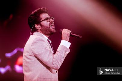 کنسرت حامد همایون | ۳ و ۴ دی ۱۳۹۶