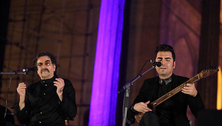 «آواز پارسی» ناظری ها به اصفهان رسید