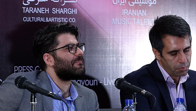 ادای یک نذر با موسیقی/ حامد همایون از «ام المصائب» گفت