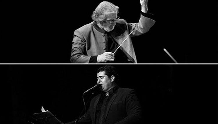 ارکستر ملی ایران به خوانندگی سالار عقیلی روی صحنه میرود