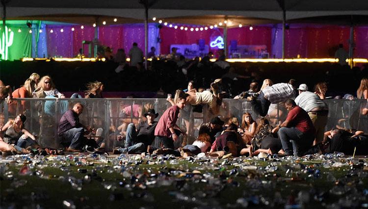 کشتار در فستیوال موسیقی کانتری