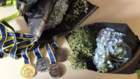 قهرمان آسیا مدالهایش را به محمدرضا شجریان تقدیم کرد