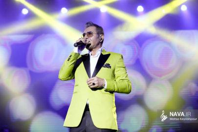 کنسرت فریدون آسرایی (آزادشهر) | ۱۶ آذر ۱۳۹۶