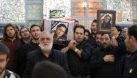 اعتراض به خاک نشدن پیکر حامد هاکان در قطعه هنرمندان بهشت زهرا