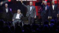 ۵ رئیس جمهور به کنسرت رفتند!