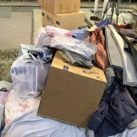 کمک شهاب مظفری به زلزله زدگان