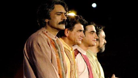 آلبوم محمدرضا شجریان