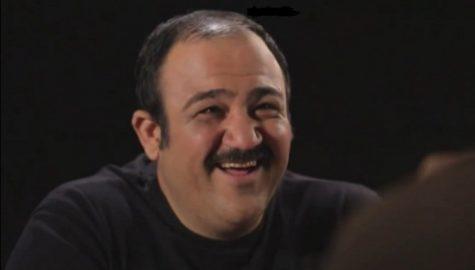 مهران غفوریان اولین فیلم سینمایی
