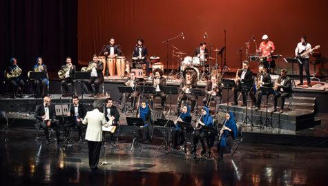 ارکستر سازهای بادی تهران