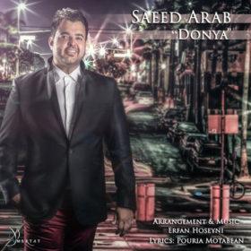 دانلود آهنگ دنیا از سعید عرب