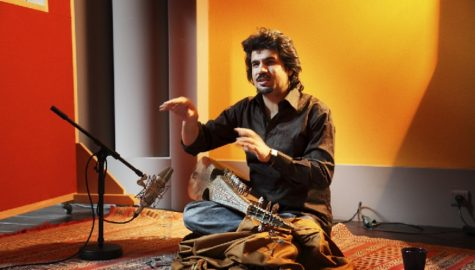استاد همایون سخی در جشنواره موسیقی فجر