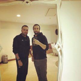بنیامین بهادری و سلیم احمدی