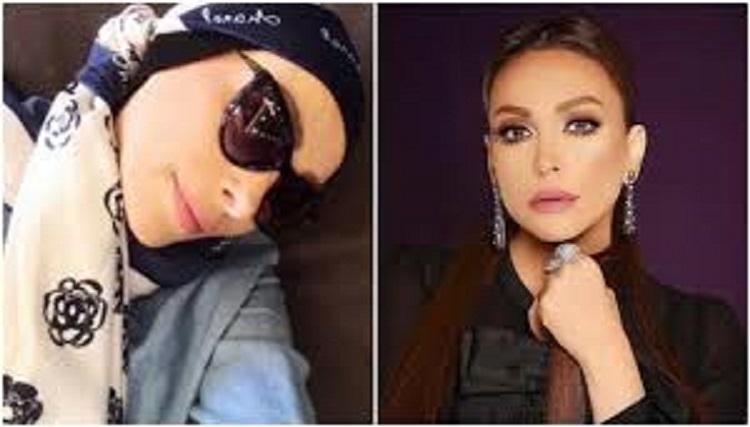 محجبه شدن خواننده معروف