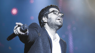 ادامه رکورد شکنی حامد همایون در برگزاری کنسرت!