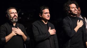 آخرین اجرای کنسرت «ایران من» همایون شجریان