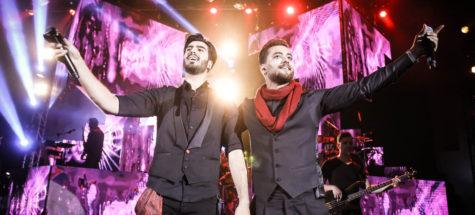 گزارش ویدیویی از نخستین کنسرت ماکان بند