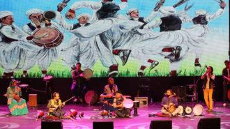 کنسرت گروه موسیقی رستاک برای اولین بار در شهر تبریز برگزار شد