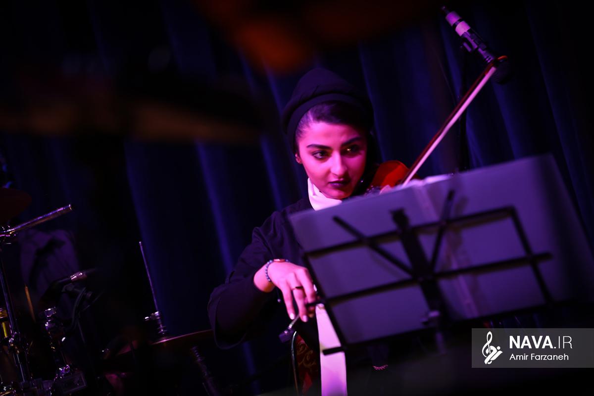 Kamran Saffarifar 5 Bahman 96 72 - کنسرت کامران صفاری فر با سبک جدید