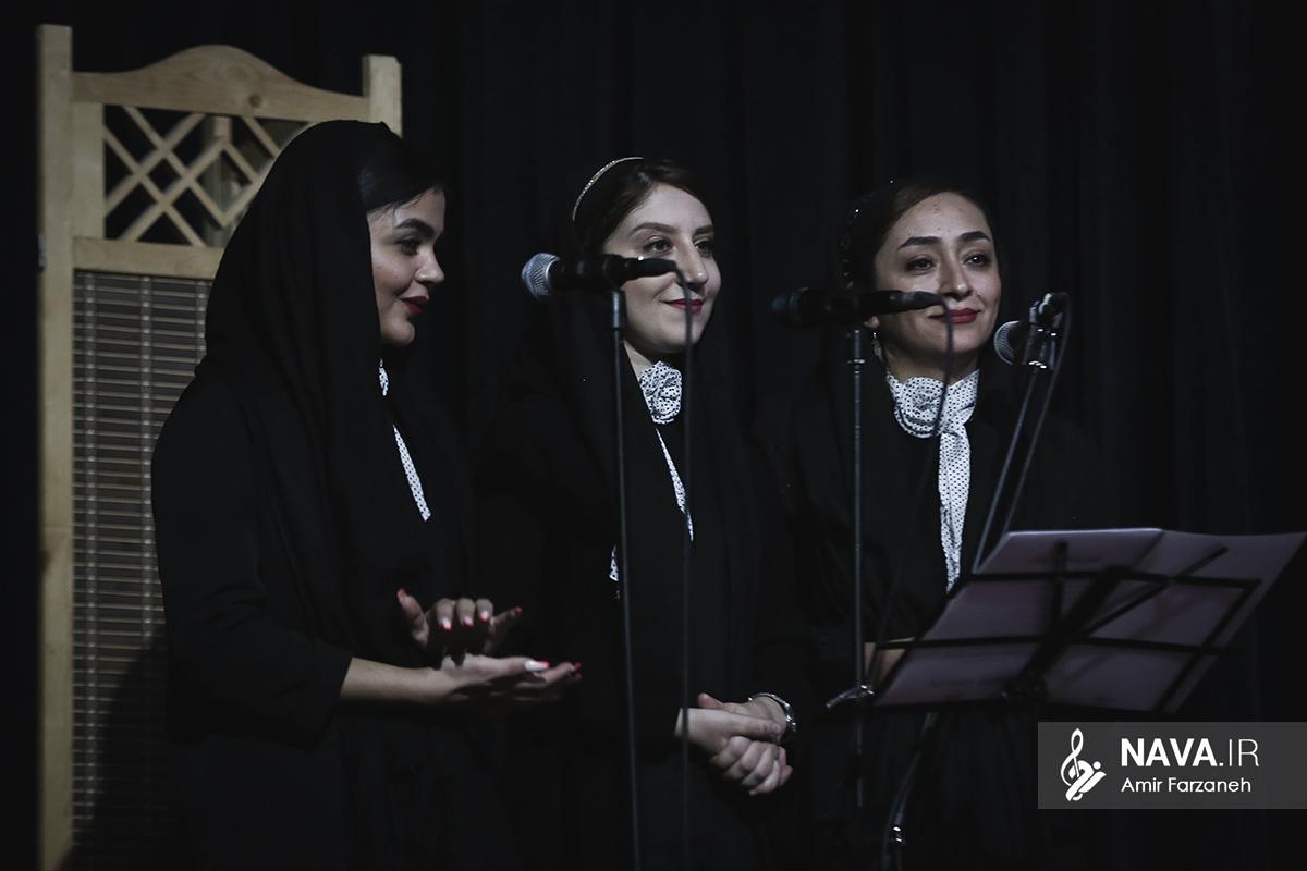 Kamran Saffarifar 5 Bahman 96 77 - کنسرت کامران صفاری فر با سبک جدید
