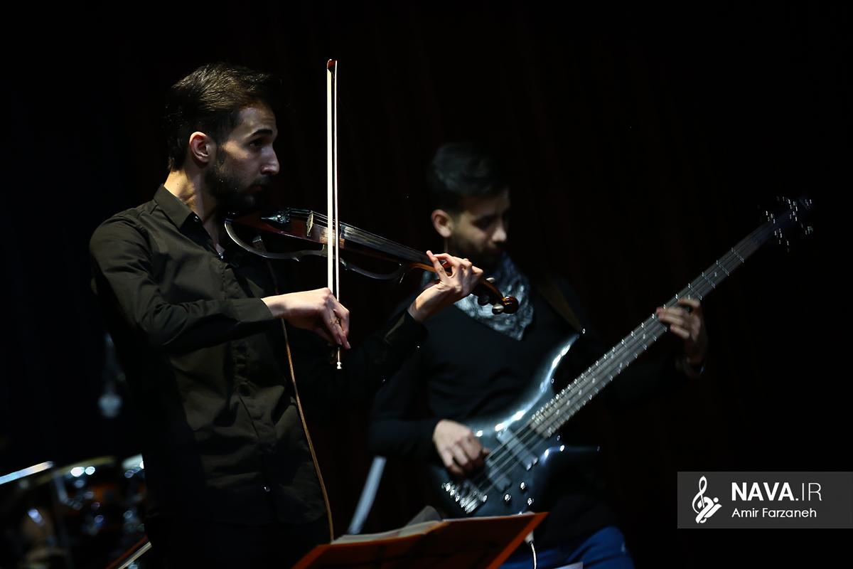 Kamran Saffarifar 5 Bahman 96 87 - کنسرت کامران صفاری فر با سبک جدید
