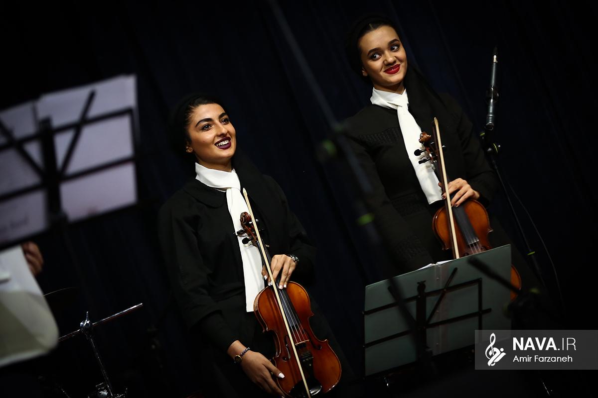 Kamran Saffarifar 5 Bahman 96 88 - کنسرت کامران صفاری فر با سبک جدید