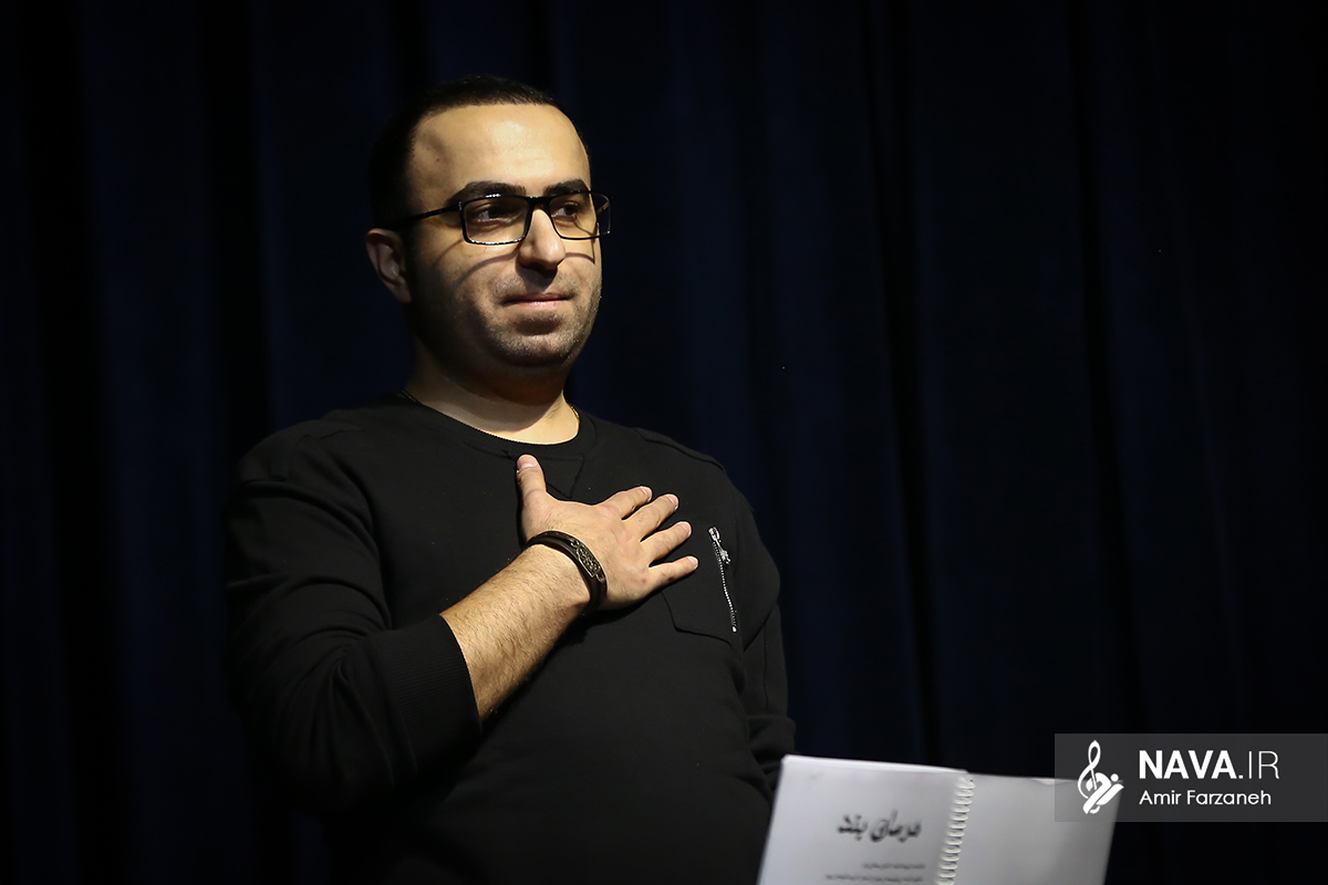 Kamran Saffarifar 5 Bahman 96 90 - کنسرت کامران صفاری فر با سبک جدید