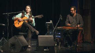 کنسرت تریو Wild Strings و مهیار طریحی برگزار شد