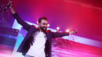 کنسرت گروه پازل در تهران برگزار شد