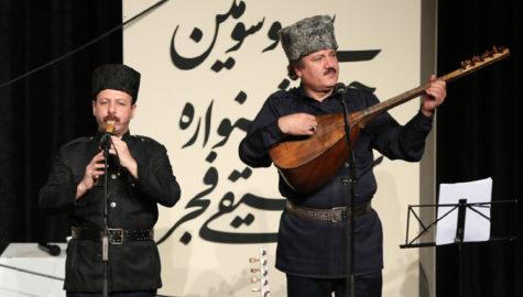 اجراهای محلی جشنواره موسیقی فجر به پایان رسید