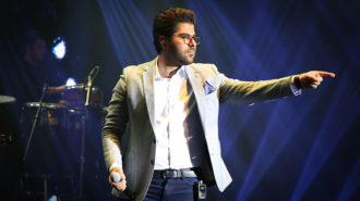 حامد همایون به سیصدمین اجرای خود نزدیک شد!