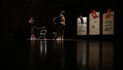 اجرای برگزیدگان جشنواره جوان در تالار رودکی