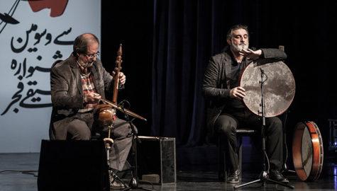 دونوازی هادی منتظری و مسعود حبیبی