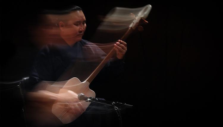 طنین موسیقی مغولستان در تالار رودکی