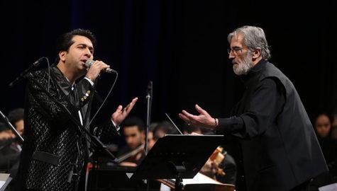 دومین اجرای ارکستر ملی ایران با یادی از بنان روی صحنه رفت