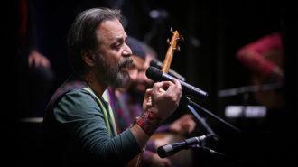 شب پر حرارت موسیقی اقوام در جشنواره موسیقی فجر