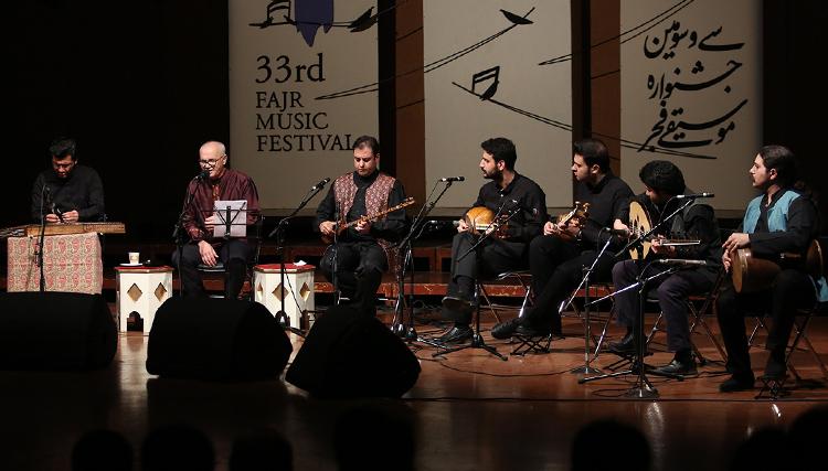 اجرای متفاوت گروه «صنم» در جشنواره موسیقی فجر