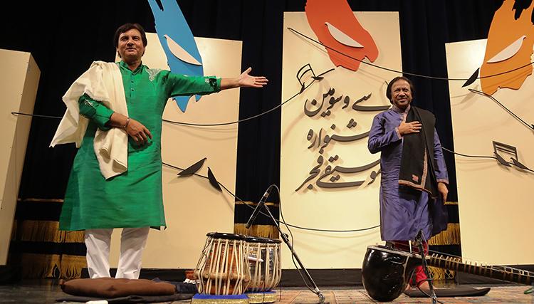 شهید پرویز خان برای دومین سال پیاپی در ایران روی صحنه رفت
